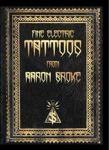aaron broke tattoos