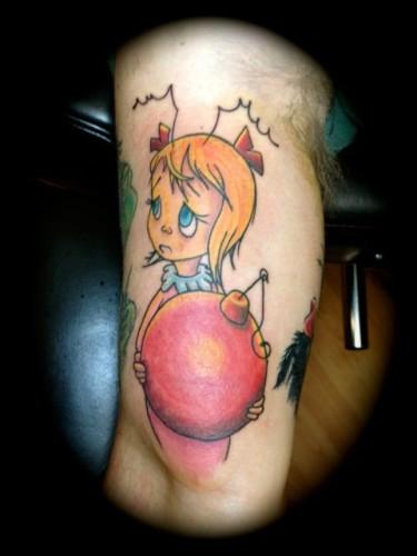 Who Tattoo