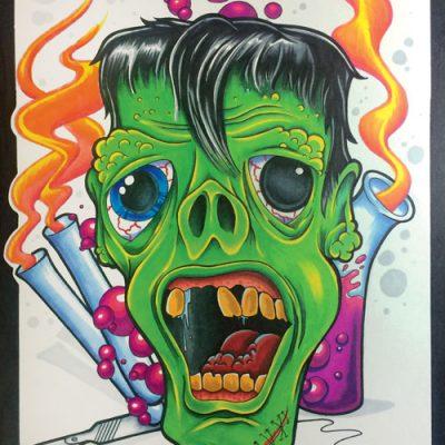Aaron-Broke-Ghoul