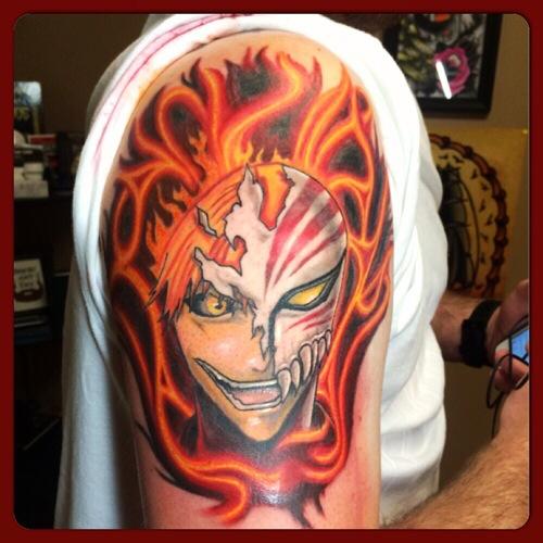 Bleach tattoo