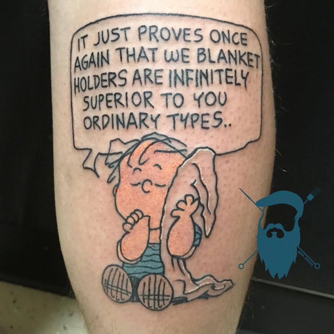Peanuts' Linus