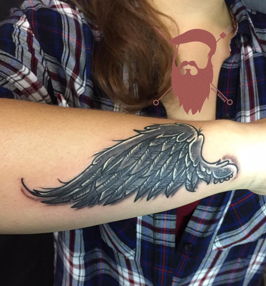 Forearm Wing