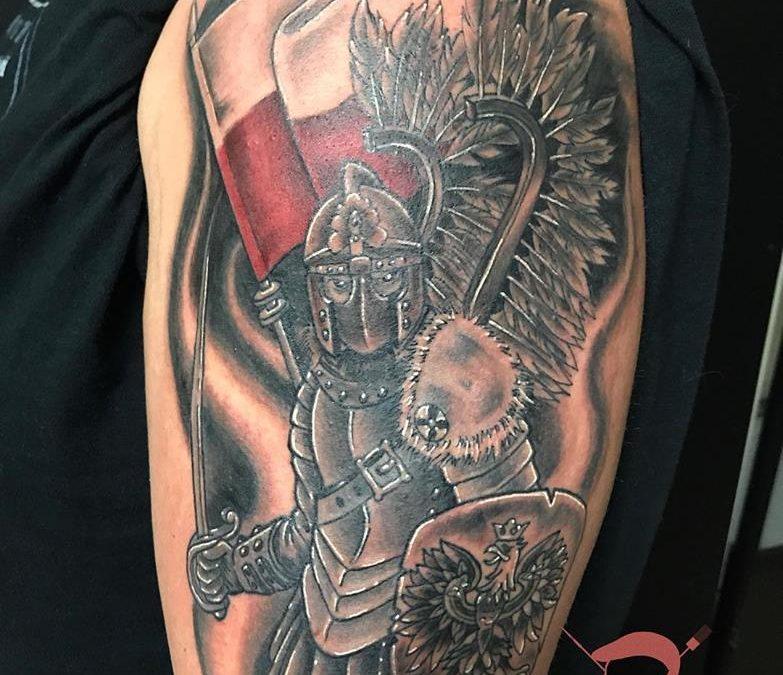 Hussar Warrior